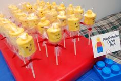 One Artsy Mama: The Ultimate LEGO Party. Sara Tolley, this would be an awesome b-day party for Jackson!! So many cute lego idea's!!