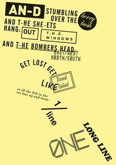 Boris Bonev, typo/graphic posters
