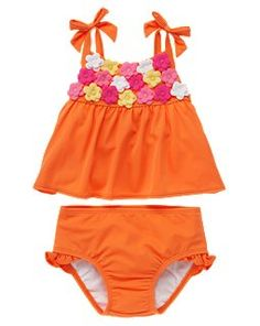 Emma doesn't need another swim suit, but this sure is cute!
