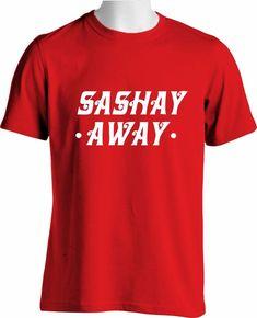 SASHAY AWAY T-SHIRT Rupaul Drag Race Gay Tee LGBT Pride Queen Slogan Top Sassy #Tees4u #Football