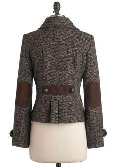 A Tale of Timelessness Jacket | Mod Retro Vintage Jackets | ModCloth.com $54.99