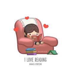 """""""Reading #HJSTORY #love #cute #happy #reading #book"""""""