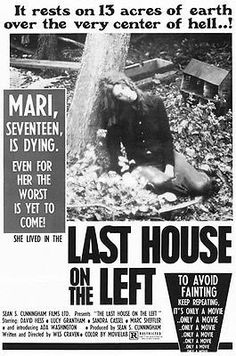The Last House On The Left - 1972
