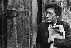 Tweed 1960. Alberto Giacometti. Iconic