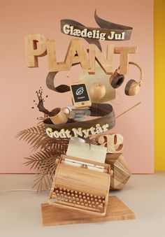 We are Plant on Behance