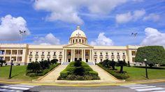 El Palacio Nacional donde hay la parte esecutiva de el poder en Republica Dominicana.