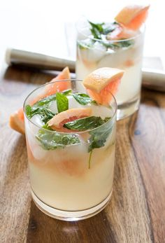 Grapefruit Mojito #mojitorecipes