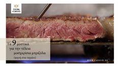Τα 9 μυστικά για την τέλεια μοσχαρίσια μπριζόλα - 9 secrets for the perfect steak (subtitled) - YouTube