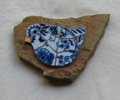Inspiration City Bird Mosaic Garden Stone by MosaicRoad on Etsy