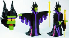 LEGO Maleficent | Disney Villain