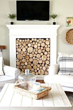 1000 Ideas About Faux Fireplace On Pinterest Fireplaces