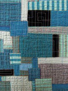 Boro Blues # 2 - Detail | Flickr - Photo Sharing!
