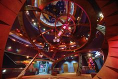 Discover virtual worlds and 3D encounters at DisneyQuest Indoor Interactive Theme Park, located at Downtown Disney in the Walt Disney World Resort
