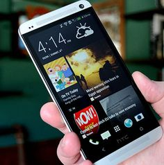 HTC one - love this phone .. must have soon !