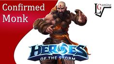 Heroes of the Storm - Monk Confirmed (Support)