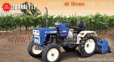 ताकत की विरासत नया स्वराज 717 आराम दायक सीट और बेहतरीन सुविधाओं के साथ ताकि आप लंबे समय तक मुस्कुराते रहे! #tractors #swarajtractor #tractorprices Read More: http://www.tractorjunction.com/produ…/259/swaraj-tractor-717