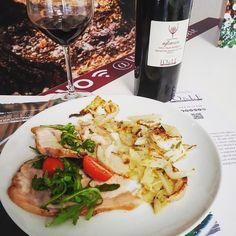 Lonza di maiale al forno con finocchi gratinati 😋 www.jo-le.com