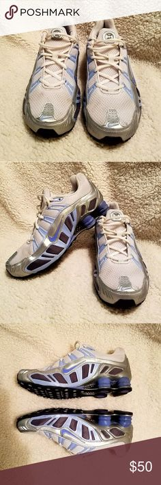 EUC Nike Shox Turbo Women's Sz 7.5