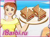 Готовим Сэндвичи