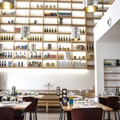 'Canned Food goes Gourmet' is the concept of this new restaurant, which was opened only three months ago in Terreiro do Paco, one of the central locations in downtown Lisbon. Some people might raise an eyebrow when they hear about canned food, but the final result is very surprising and delicious...