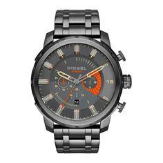 Diesel Stronghold horloge DZ4348
