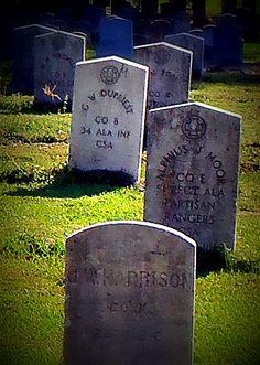 Pvt. G. W. Dupriest | Southern Graves