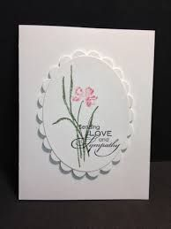 Image result for IDEAS FOR HANDMADE SYMPATHY CARDS
