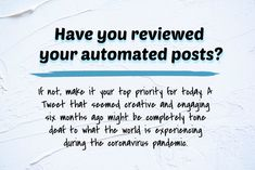 Hootsuite What The World, Writing Services, Priorities, Content
