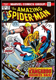 NEW SPIDER-MAN STRIKES BACK RETRO 1978 OFFICIAL ORIGINAL PRINT PREMIUM POSTER