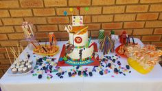 Lwa's craft party ....