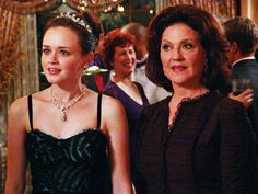 It might not be Friday night dinner, but Rory Gilmore has officially been reunited with her grandmother.  Tanc Sade, best known for playing Finn on Gilmore Girls, tweeted a photo of himself with fellow Gilmore Girls cast members Alexis Bledel and Kelly Bishop. So basically, Tanc is playing Lorelai in this scenario? Hey, we'll take it.