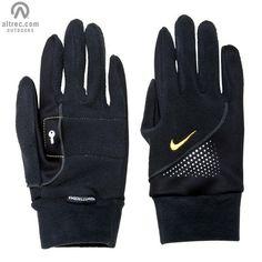 My nike running gloves