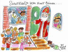 Sinterklaas 2015 Blond Amsterdam