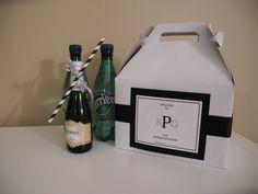 Wedding Welcome Box  Gable Box by LittleGoldBowEvents on Etsy, $3.75