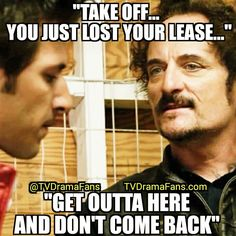 Tig confronts the jackass who tortured Lyla...