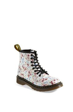 Dr. Martens 'Delaney' Boot (Toddler, Little Kid & Big Kid) available at #Nordstrom