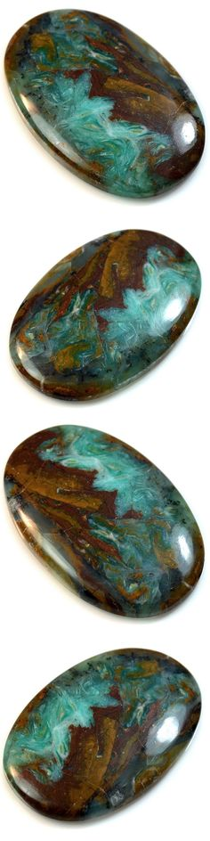 Other Loose Gemstones 282: 133.5Ct Huge Natural Peruvian Blue Opal (59Mm X 40Mm) Cabochon -> BUY IT NOW ONLY: $66.22 on eBay!