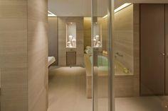 Spa Hotel Le Bristol Paris by architect Pierre-Yves Rochon _