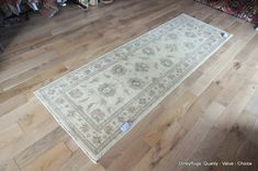 Hand Knotted Ziegler Runner from Afghanistan. Length: 246.0cm by Width: 81.0cm. Only £519 at https://www.olneyrugs.co.uk/shop/runners-for-sale/afghan-ziegler-16569.html    Take a gander at our stunning set of oriental and Persian rugs, carpets, kilim foot stools and Kilim bags at www.olneyrugs.co.uk