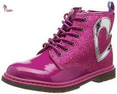 Agatha Ruiz De La Prada 161976B, Bottes Classiques fille - Rose - Pink (Fucsia), 29 EU - Chaussures agatha ruiz de la prada (*Partner-Link)