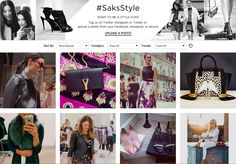 Saks Fifth Avenue Celebrates New