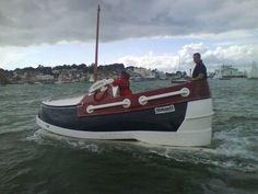 Chaussure bateau !!dockside qui flotte