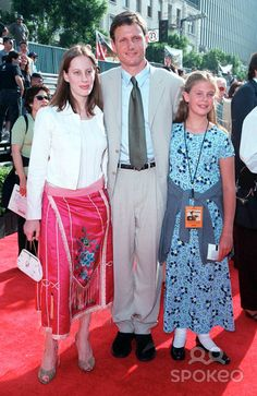tony goldwyn's wife and children | 12JUN99: Actor TONY GOLDWYN & family at the world premiere in ...