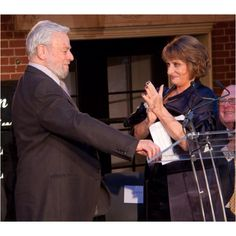 Patti LuPone and Sondheim at the dedication of the sondheim Theater Patti Lupone, Musical Theatre, Classical Music, Musicals, Teacher, Broadway, Ann, Inspirational, Icons
