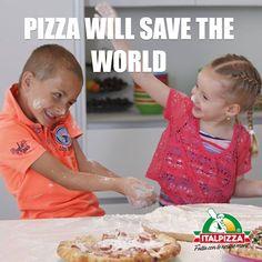 Giornata Internazionale dell'Infanzia <3 #pizzawillsavetheworld