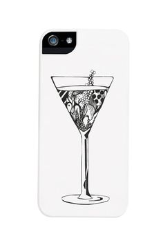 It's Martini Time Phone Case by Nikita & Vesper  The perfect gift for any celebration: http://nikitaandvesper.com/collections/iphone-cases
