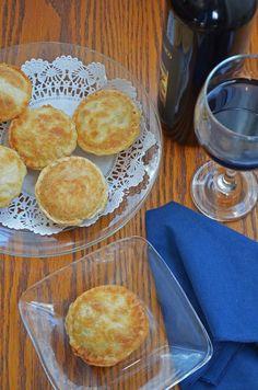 Mushroom Goat Cheese Empanada Recipe - BABYCAKES CUPCAKE MAKER RECIPE