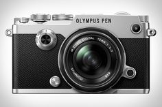 Based on the original half-frame PEN-F SLR from 1963, the new Olympus Pen-F Camera takes this classic design and updates it for the digital age. It has a 20 megapixel Micro Four Thirds sensor, thus retaining compatibility with the company's...
