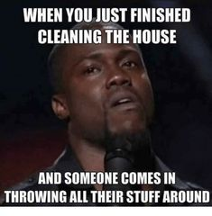 22 Of The Funniest Pics About Cleaning