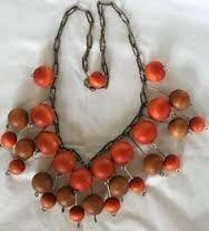 kaija aarikka - Google-haku Scandinavian Design, Finland, Chain, Beads, Orange, Jewelry, Google, Decor, O Beads